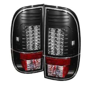 Spyder Auto Ford F250/350/450/550 Super Duty Version 2 Black LED Tail