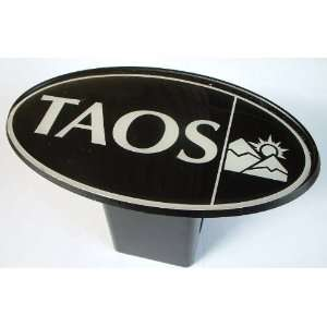 Resort Trailer Hitch Cover Plug for Cars, Trucks, SUVs Automotive