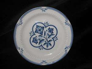 ROYAL CAULDON   Cluny   Blue   BREAD & BUTTER PLATE