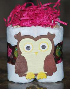 Diaper Cake Super Minis/Baby Shower Favors/Gifts