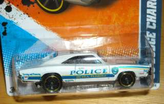 2011 HOT WHEELS 69 DODGE CHARGER HW MAIN STREET ERROR