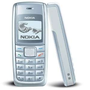Nokia 1112 Dual Band (850/1900) GSM Phone (U.S. Version