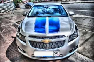 Chevrolet Cruze Racing Stripe decal kit Chevy 3M