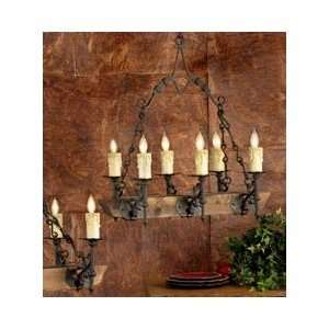By Artistic Lighting Canterbury Collection Antique Pine