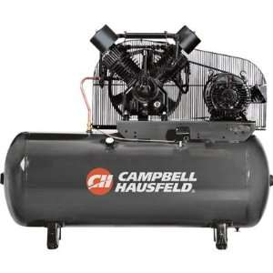 Campbell Hausfeld Two Stage Air Compressor   15 HP, 50 CFM @ 175 PSI