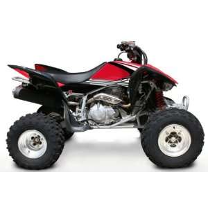 Honda TRX400EX Razor ATV Graphic Kit (Red) (2008 2012