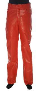 Michael Jackson Thriller Pleather Costume Jeans   Authentic Michael