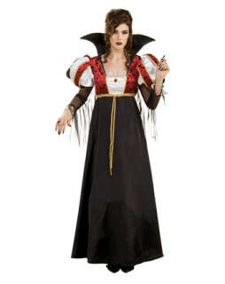 Womens Royal Vampira Costume  Wholesale Vampire Halloween Costume for