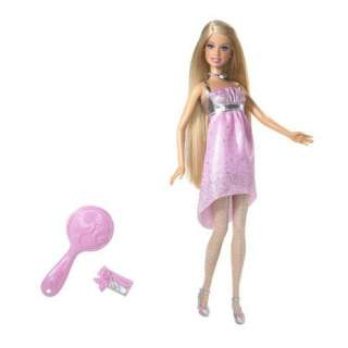 Barbie Disco Ball Barbie Doll (Pink And Silver Party Dress)  Toys