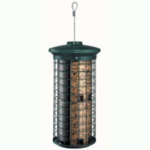 Citadel Triple Tube Bird Feeder Patio, Lawn & Garden