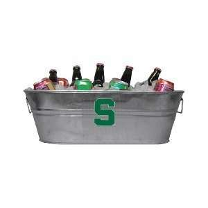 NCAA Michigan State Spartans Beverage Tub / Planter