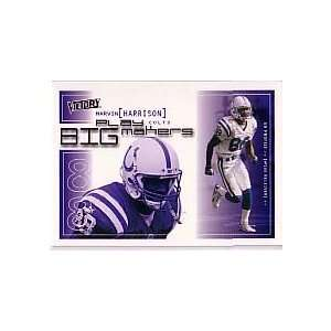 Upper Deck Victory #266 Marvin Harrison Play Makers