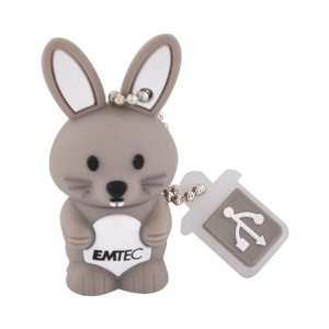 BUNNY Original EMTEC 4GB USB Flash Drive Memory Stick Electronics
