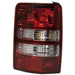 OE Replacement Jeep Liberty Driver Side Taillight Assembly