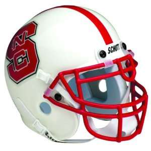 WOLFPACK OFFICIAL FULL SIZE SCHUTT FOOTBALL HELMET