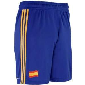 adidas Spain Royal Blue World Cup Home Performance Soccer