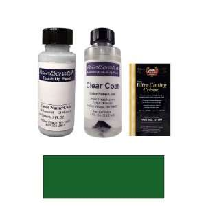 Green Metallic Paint Bottle Kit for 1989 Chevrolet M Van (36/WA9210