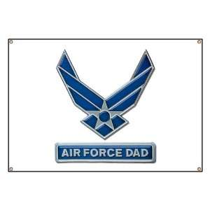 Banner Air Force Dad