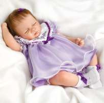 Sleepy Iris Adorable Ashton Drake baby Doll IN STOCK