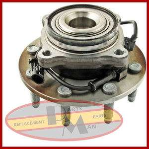 NEW FRONT WHEEL BEARING HUB ASSEMBLY FITS GMC AND CHEVY CHEVROLET WITH