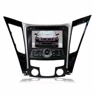 Rupse 8 inch DVD GPS player Bluetooth iPod with Digital Touch