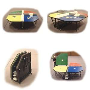 Poly Pong Table   Ping Pong