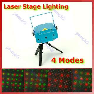 50 Mode LED Sound Active Projictor Laser Stage Lighting