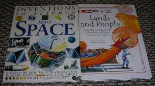 Childrens SCIENCE NATURE Educational Book Lot Teachers Resource