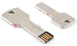 USB 2.0 Metal Key Flash Memory Stick Drive Pen 32GB
